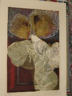 Amore Y Maternidad (Love And Maternity) Suite of 6 1976 Limited Edition Print by Sunol Alvar - 9