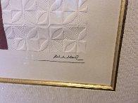Lyrique Suite: 2pc.  Duo and Quartet 1993 Limited Edition Print by Sunol Alvar - 8