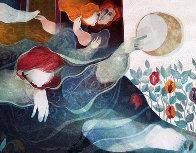 La Nuit (Night) From Les Temps de Nos Jours Limited Edition Print by Sunol Alvar - 0
