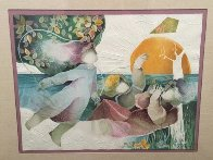 Matin From Les Temp de nos Jours Suite (1 of 4) 1979 Limited Edition Print by Sunol Alvar - 3