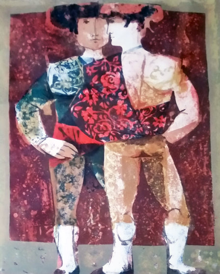 Untitled Lithograph Limited Edition Print by Sunol Alvar