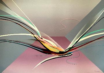 Carolina Embellished Limited Edition Print - Elba Alvarez