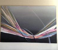 Untitled Painting 48x72 Super Huge Original Painting by Elba Alvarez - 2