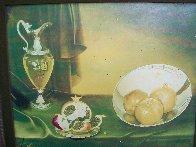 Untitled Still Life 24x28 Super Huge Original Painting by Teimur Amiry - 1