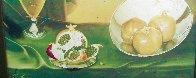 Untitled Still Life 24x28 Super Huge Original Painting by Teimur Amiry - 6