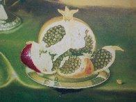 Untitled Still Life 24x28 Super Huge Original Painting by Teimur Amiry - 9