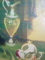 Untitled Still Life 24x28 Super Huge Original Painting by Teimur Amiry - 5