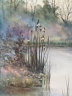 Gathering in the Season 1987 Limited Edition Print by Diane Anderson