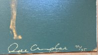 Medium Dog (Olive Green And Byzantine Gold) 1998 Limited Edition Print by Joe Andoe - 3