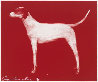 Small Dog (Red, Putty, and Chocolate) Limited Edition Print by Joe Andoe - 0