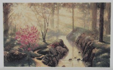 Forest Stream AP Limited Edition Print - Andrew Warden