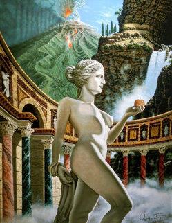 Venus Triumphant 2001 Limited Edition Print - Andrew Annenberg