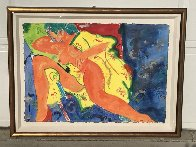 Barcelona 1998 31x41 Works on Paper (not prints) by Manel Anoro - 1