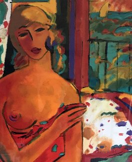 Julia 1994 Limited Edition Print by Manel Anoro