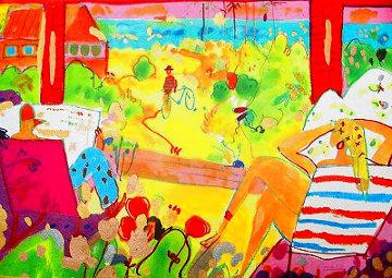 Casa En La Arena Limited Edition Print - Manel Anoro