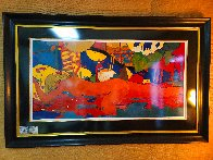 Dona Ajeguda  Huge Limited Edition Print by Manel Anoro - 1