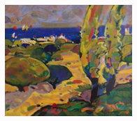 Costa De Mallorca 1995 Limited Edition Print by Manel Anoro - 0