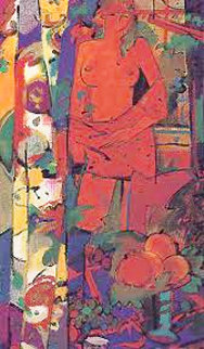 Carmen 1993 Huge Limited Edition Print - Manel Anoro