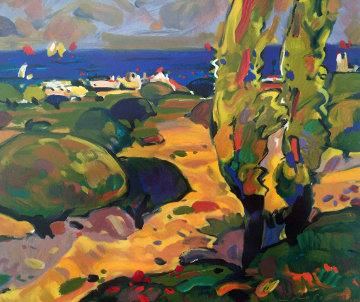 Costa De Mallorca 1995 Limited Edition Print by Manel Anoro