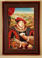 King and Queen Suite of 2  2006 Limited Edition Print by Anton Arkhipov - 2