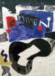 Carmen 1976 Limited Edition Print - Antoni Clave