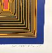 Temple of the Golden Red 1985 Limited Edition Print by Richard Anuszkiewicz - 5
