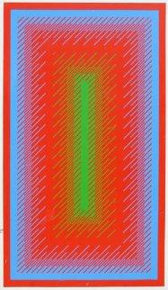 Panel 34 AP Limited Edition Print - Richard Anuszkiewicz