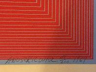 Six Squares 1969 Limited Edition Print by Richard Anuszkiewicz - 3