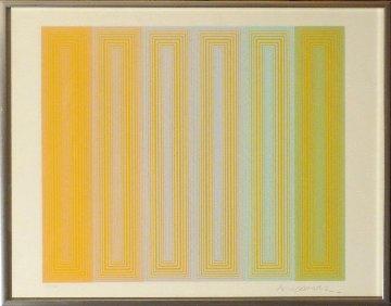 Untitled Limited Edition Print by Richard Anuszkiewicz