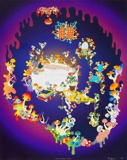 Mushroom Room 2006 Limited Edition Print - Chiho Aoshima