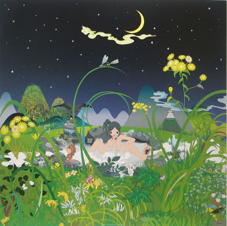 Hot Springs 2005 Limited Edition Print by Chiho Aoshima