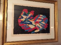 Sleeping Cat 1978 Limited Edition Print by Karel Appel - 1