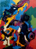 Untitled Lithograph 1976 Limited Edition Print by Karel Appel - 0