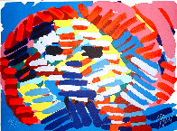 Animals And Monsters Series: Clown Cat 1979 Limited Edition Print by Karel Appel - 0