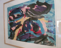 Untitled #13 1980 Limited Edition Print by Karel Appel - 1