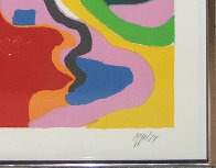 Waiting for the Second Kiss 1974 Limited Edition Print by Karel Appel - 2