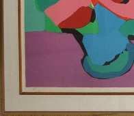 Flower Cart 1971 Limited Edition Print by Karel Appel - 3