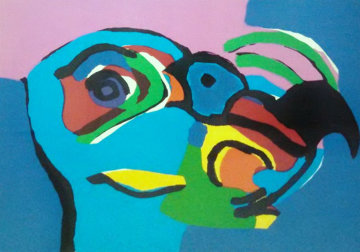 Untitled 1971 Limited Edition Print by Karel Appel