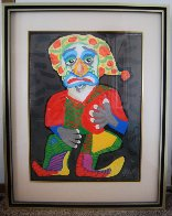 Il Pagliacci (From the Metropolitan Opera II Suite) 1984 Limited Edition Print by Karel Appel - 1