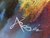 Treasured Destiny 20x25 Original Painting by Arbe Berberyan    - 3