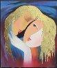 Empathy 24x20 Original Painting by Arbe Berberyan    - 0