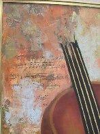 Instruments of Time 26x22 Original Painting by Arbe Berberyan    - 5