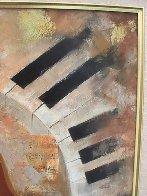 Instruments of Time 26x22 Original Painting by Arbe Berberyan    - 4