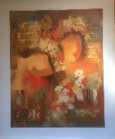 Chorale 2009 Limited Edition Print by Arbe Berberyan    - 2