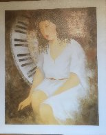 Sonata For Her 2009 Limited Edition Print by Arbe Berberyan    - 1