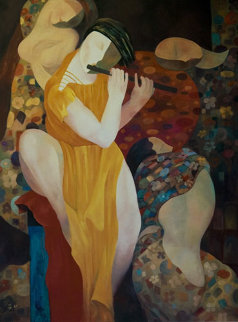 Dreamers Melody AP 1998 Limited Edition Print by Arbe Berberyan