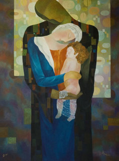Antanik AP 1998 Limited Edition Print by Arbe Berberyan