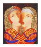 Women in Love Limited Edition Print by Arbe Berberyan    - 0
