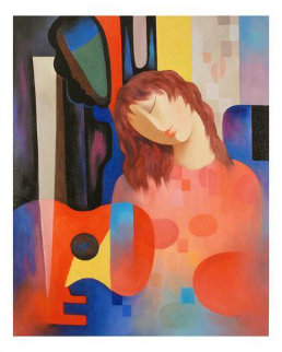 Dreaming 2009 Limited Edition Print by Arbe Berberyan