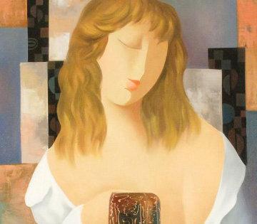 Dans Le Ban 2009 Limited Edition Print by Arbe Berberyan